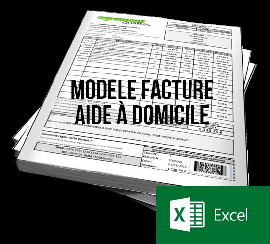 modele Excel facture aide a domicile 2015